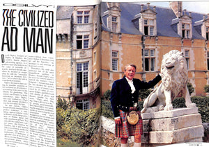 """M The Civilized Man: Prince Philip and That English Style"" October 1983"