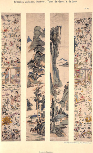 """Broderies Chinoises"""