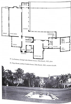 """Mizner's Florida: American Resort Architecture"" 1987 CURL, Donald W."