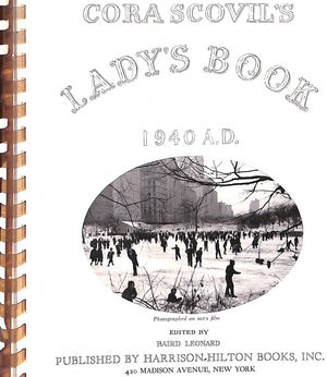 """Cora Scovil's Lady Book"" Leonard, Baird [edited by]"