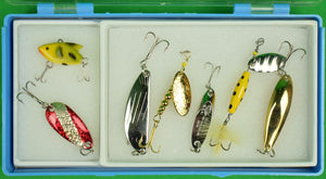 Abercrombie & Fitch Fish 7 Lure Box