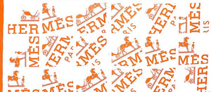 """Le Carre Hermes: Having Fun with Your Hermes Scarf"""