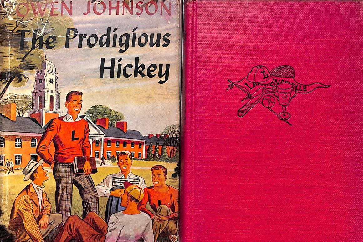 """The Prodigious Hickey"" 1938 by Johnson, Owen"