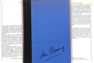 """On Her Majesty's Secret Service"" FLEMING, Ian (SOLD)"