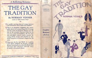 """The Gay Tradition"" Venner, Norman"