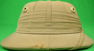 Ranken & Co., Ltd Calcutta India Polo Helmet (SOLD)