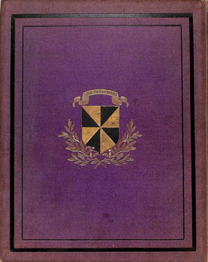 """An Account of The Wedding Gift and Address Presented by The Clan Campbell"""