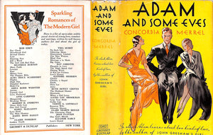 """Adam and Some Eves"" 1931 MERREL, Concordia"