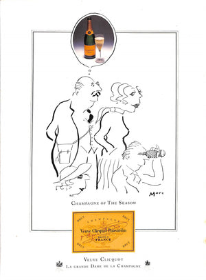 The Veuve Clicquot Handbook to the Season 1990