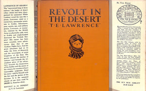 """Revolt in the Desert"" LAWRENCE, T. E."