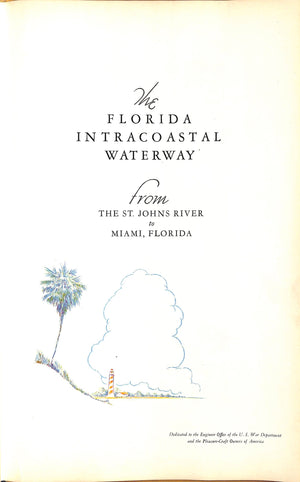 """The Florida Intracoastal Waterway"" Associated Advertising Agency, Inc."