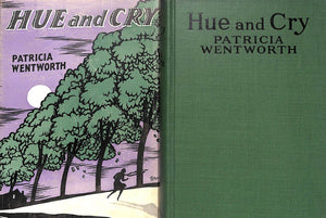 """Hue and Cry"" Wentworth, Patricia"