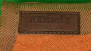 Hermes Orange Quilted Saddle Blanket (New w/ Tag!)