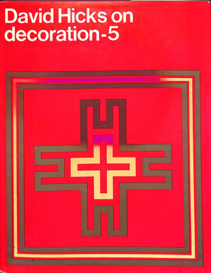 """David Hicks on Decoration-5"" w/ DH Letter 31 Aug 72"