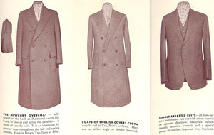 Brooks Brothers [8] pp. Flyer w/ Paul Brown Cover (SOLD)