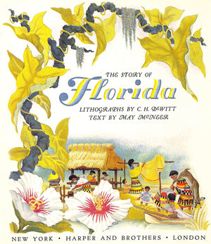 """The Story of Florida"" MCNEER, May"