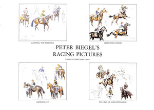 """Peter Biegel's Racing Pictures"""