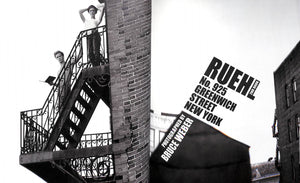 """Ruehl No. 925 Greenwich Street New York"" WEBER, Bruce [photography by]"