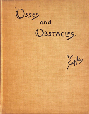 """'Osses and Obstacles"" SNAFFLES"