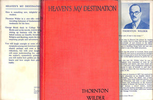 """Heaven's My Destination"" WILDER, Thornton"