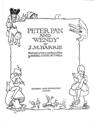 """Peter Pan And Wendy"" Barrie, J.M."