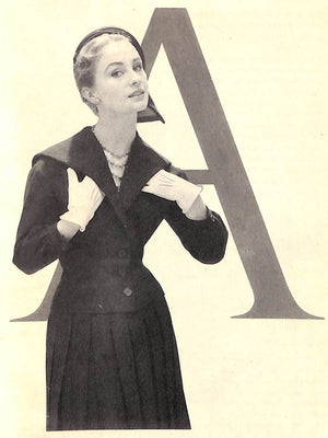 """Christian Dior's Little Dictionary of Fashion: a Guide to Dress Sense for Every Woman"""