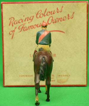Britains Racing Colours of Famous Owners: Lord Astor