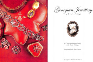 """Georgian Jewellery 1714-1830"" Dawes, Jinny Redington with Collings, Olivia"