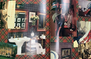 The Ralph Lauren 1991 Wallpaper Home Collection of Shirtings Stripes and Tartans (Sold!)
