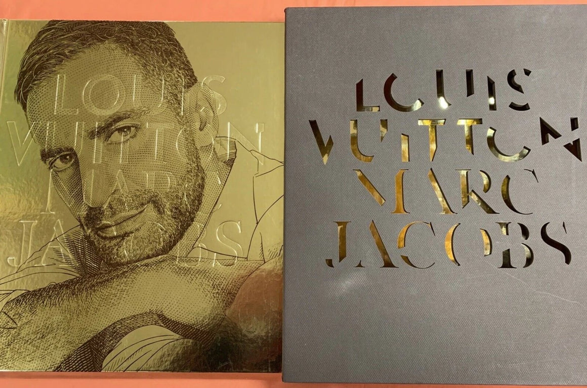 """Louis Vuitton Marc Jacobs"" 2012 Deluxe Edition by Pamela Golbin"