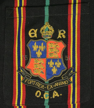 Rowing School Blazer from King Edward VI Grammar School in Essex England
