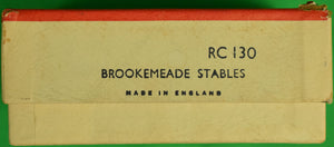 Britains Racing Colours of Famous Owners: Brook Mead Stables