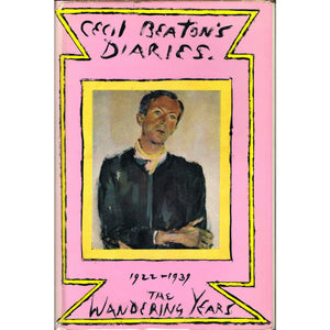 Cecil Beaton's Diaries 6 Vol. UK Set (3 Volumes Inscribed!)