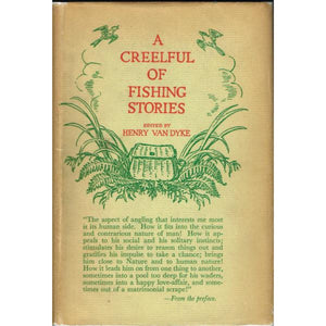A Creelful of Fishing Stories