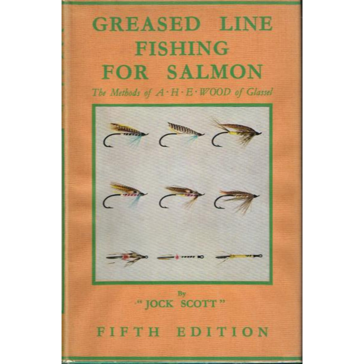 Greased Line Fishing For Salmon