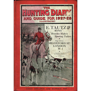 The Hunting Diary and Guide for 1927-28