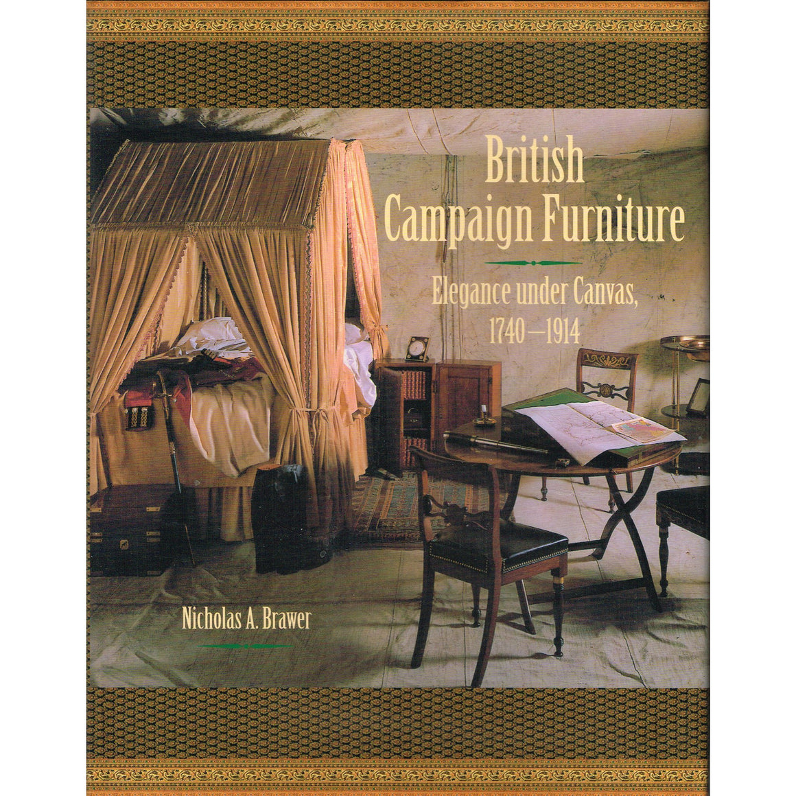 British Campaign Furniture
