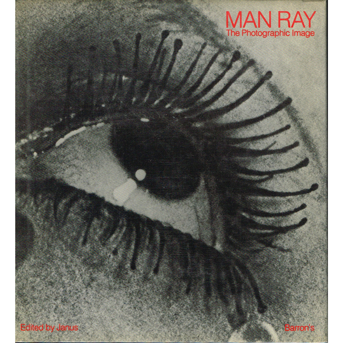 Man Ray: The Photographic Image