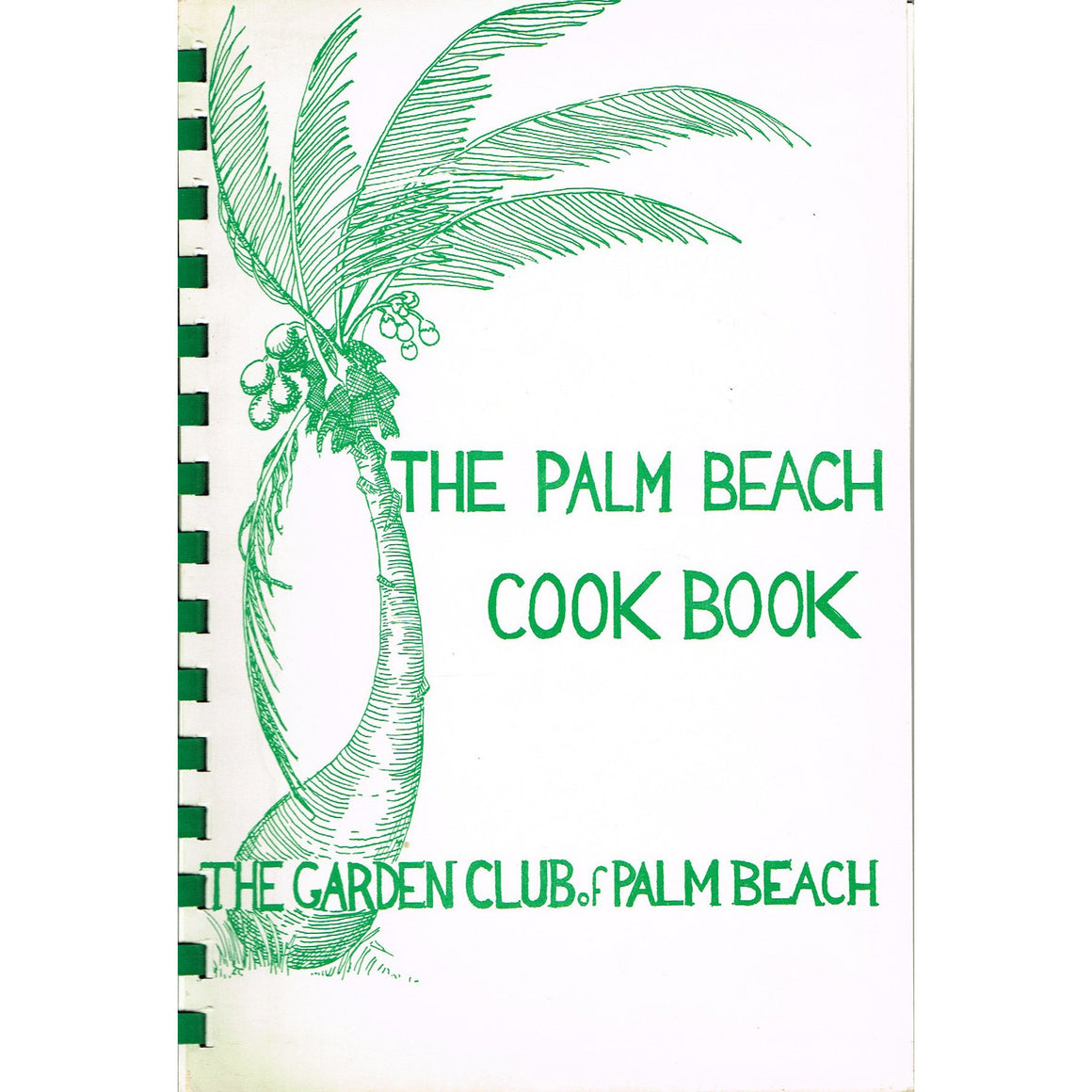The Palm Beach Cook Book