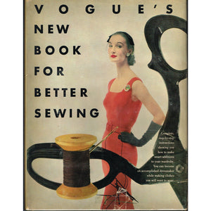 Vogue's New Book for Better Sewing