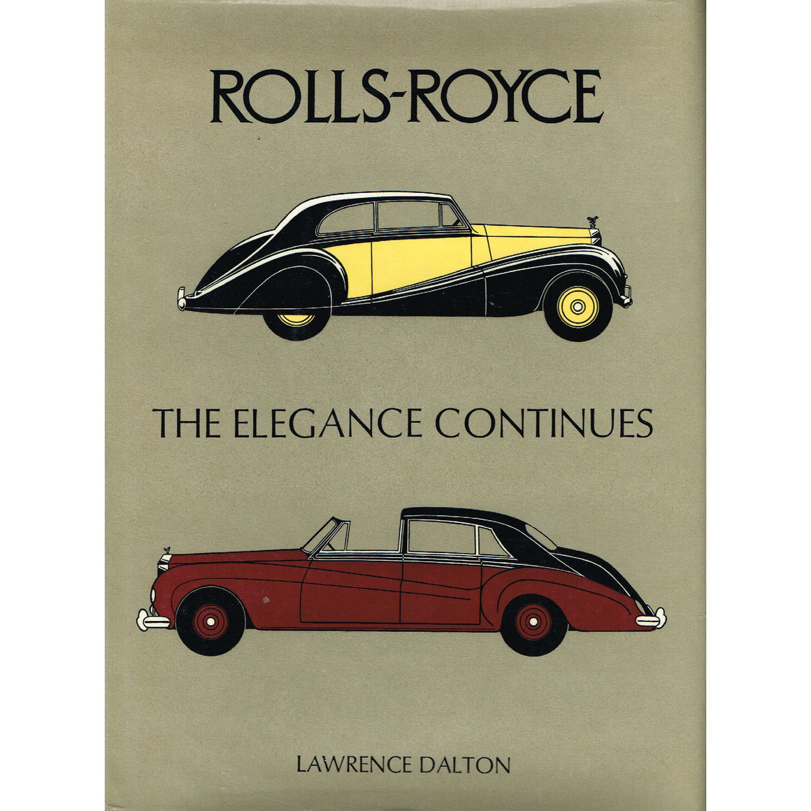 Rolls-Royce: The Elegance Continues