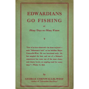 Edwardians Go Fishing