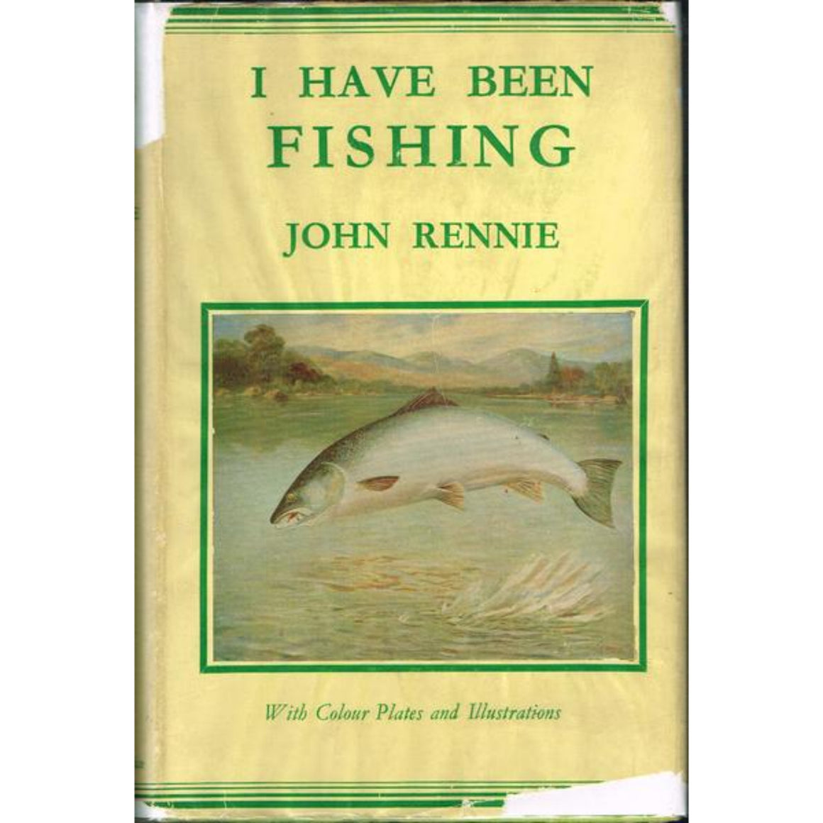 'I Have Been Fishing' by John Rennie