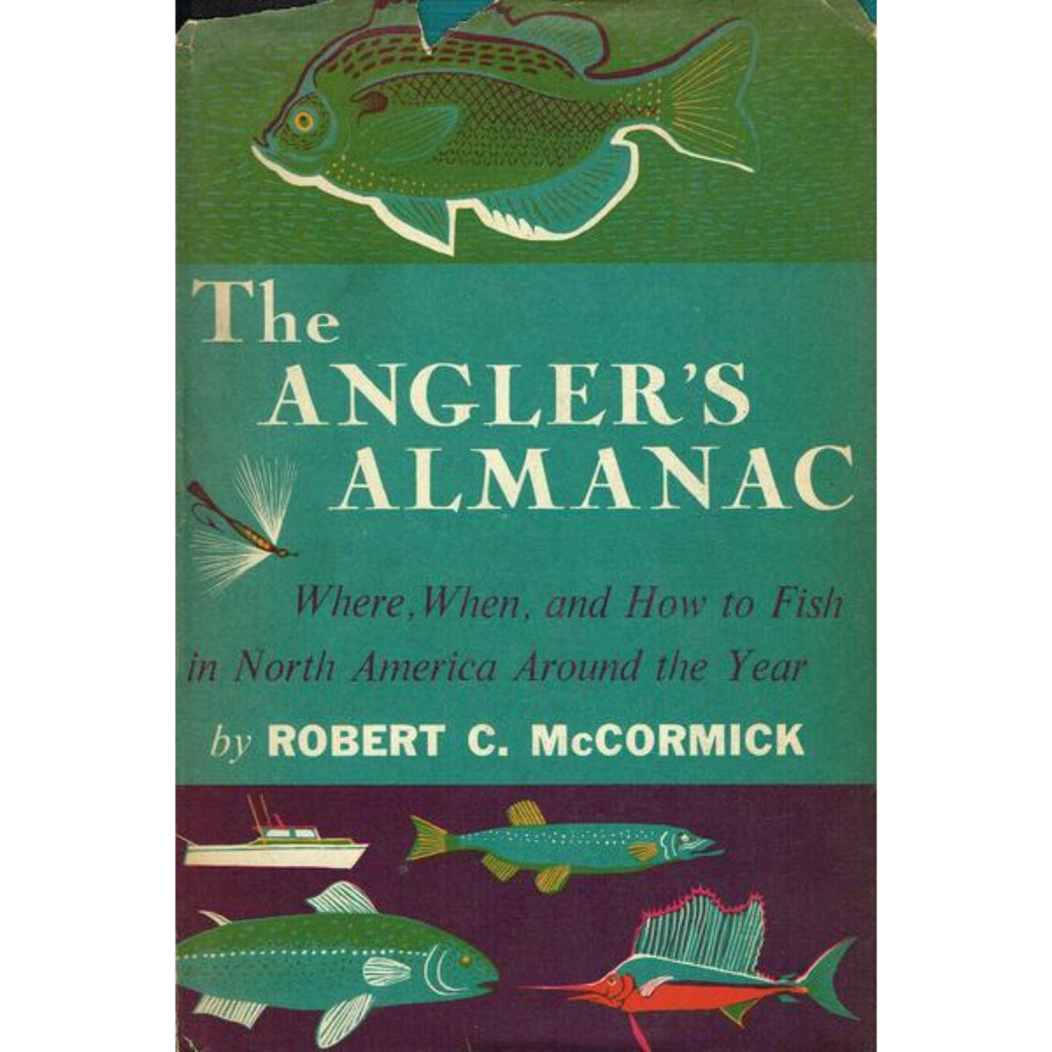 """The Angler's Almanac"""