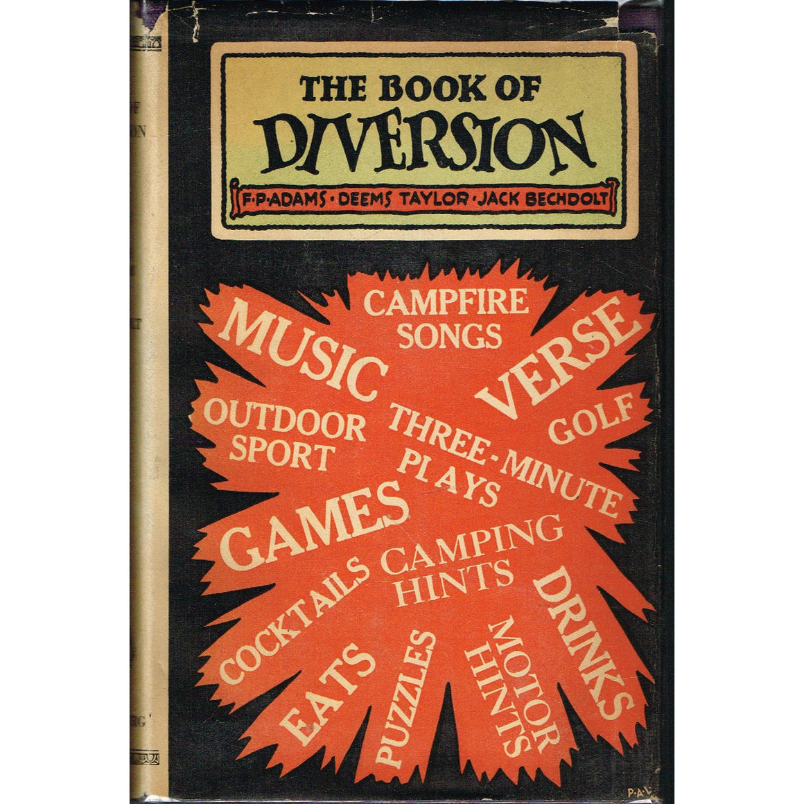 The Book of Diversion