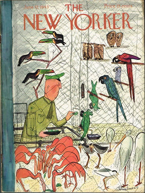 The New Yorker June 12, 1943