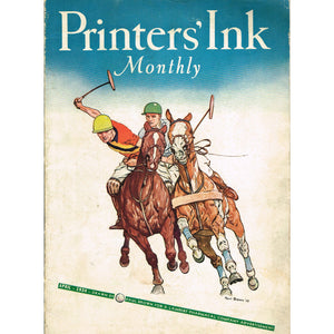 Printers' Ink Monthly April 1934