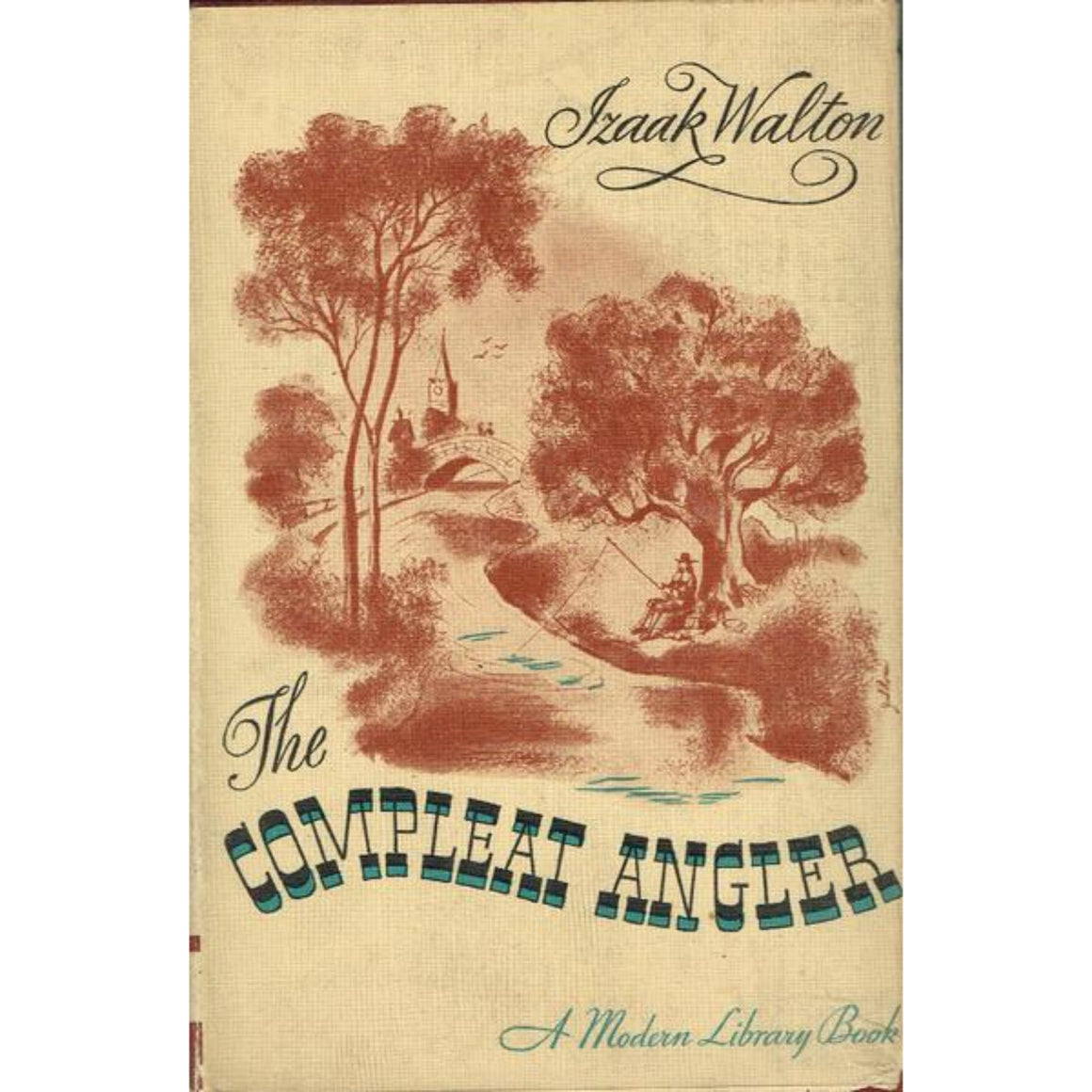 'The Compleat Angler' by Isaak Walton
