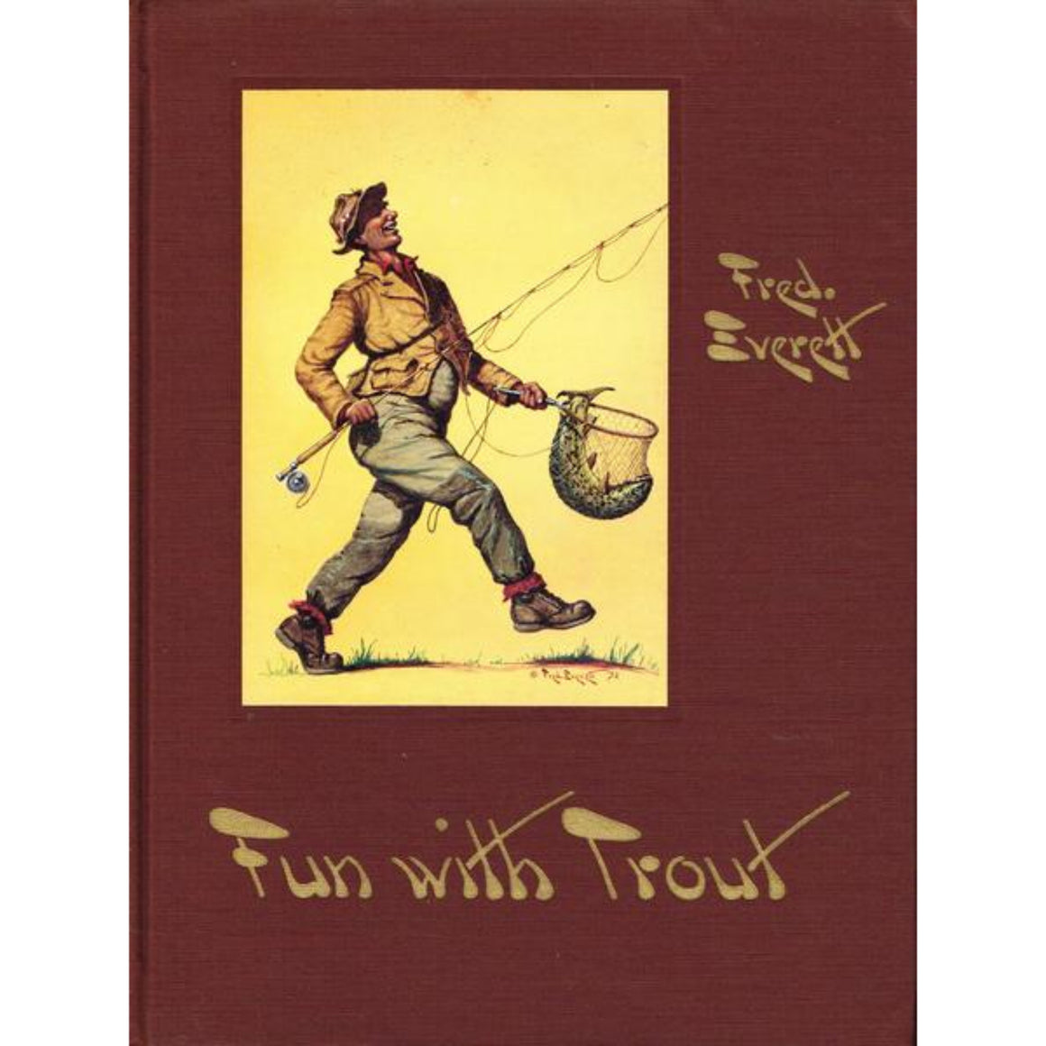 'Fun with Trout' by Fred Everett
