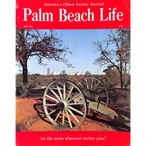 Palm Beach Life May, 1969